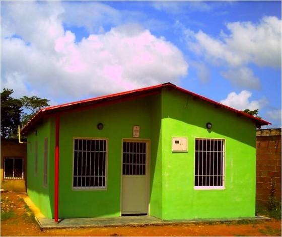 mision vivienda entrega casas en tucupita