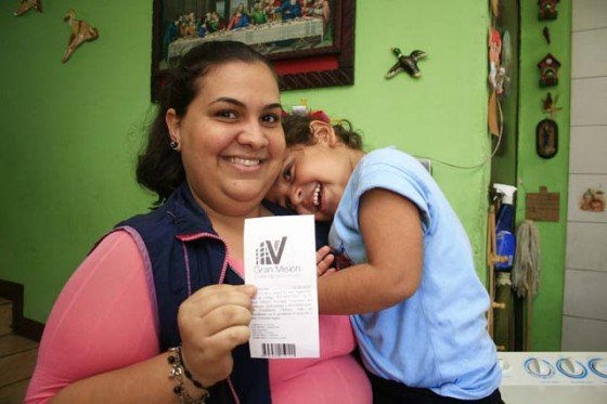 2.456.564 familias inscritas en la mision vivienda venezuela