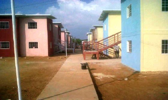 Misión Vivienda entrega 229 casas del desarrollo habitacional Santa Rita