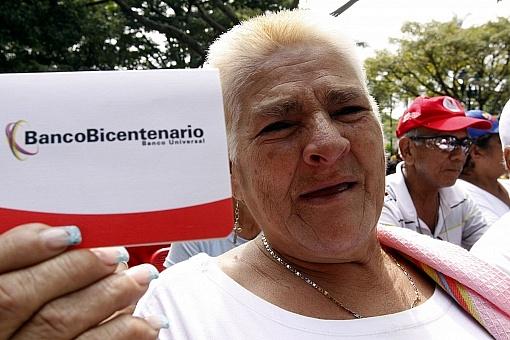 Misión Amor Mayor e Hijos de Venezuela