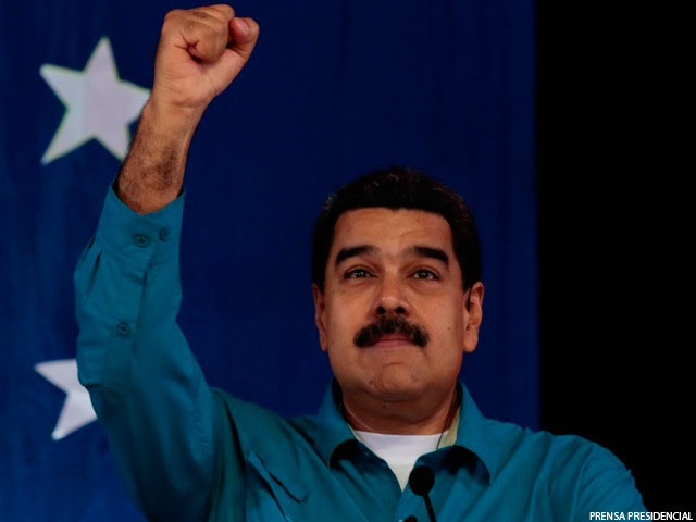 Presidente Maduro anuncia bono para Pensionados