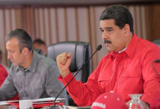 Presidente Maduro aumento 40% de las pensiones